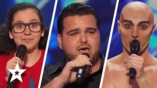 America's Got Talent 2016 Auditions Week 3 Season 11; Sal Valentinetti, Lori Mae Herrandez & More!!