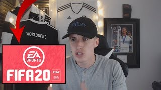 FIFA 20 is doomed... (pro clubs rant)