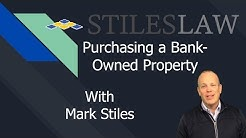 Purchasing a Bank-Owned Property in Massachusetts