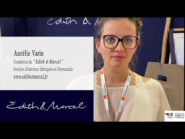 Rencontre avec Edith & Marcel au Salon Made In France 2019