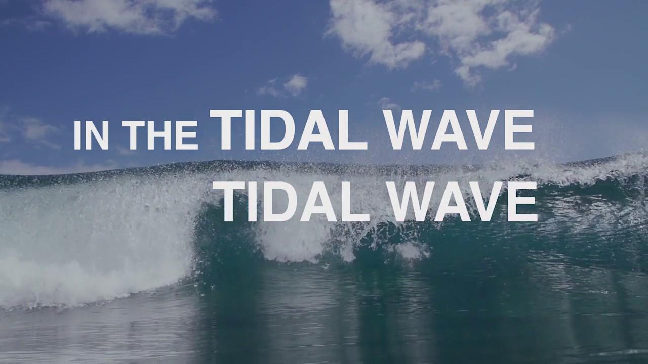 Jacob Daniel  - Tidal Wave (Official Lyric Video)