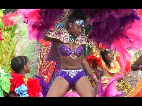 Junior carnival parade 2016
