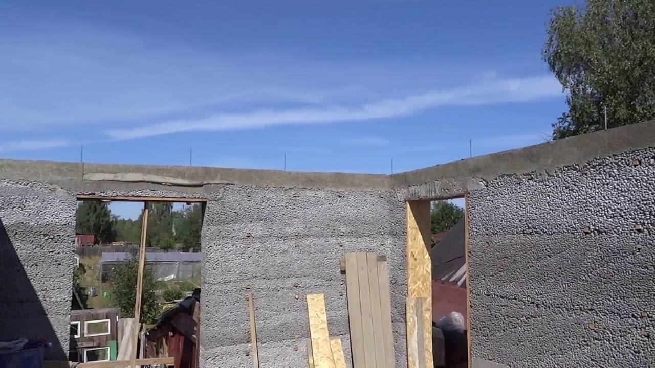 Заливка стен из керамзитобетона прибор для определения вовлеченного воздуха бетонной смеси