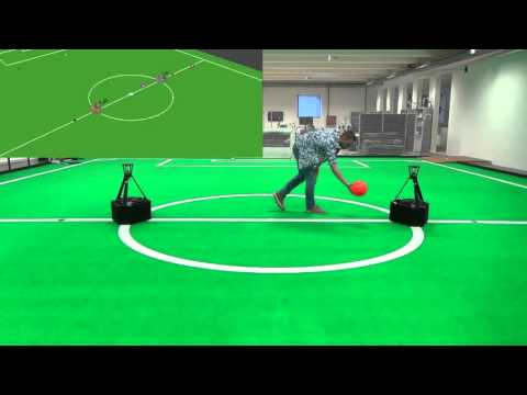 Demonstration Video: 3D Ball Positioning