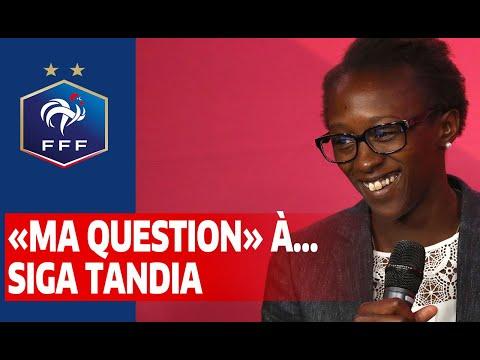 """Ma question"" à... Siga Tandia I FFF 2020"