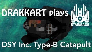 Starmade: Ship Release Discreet Shipyards Inc. Type-b Catapult