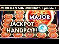 *FIRST JACKPOT HANDPAY at MOHEGAN SUN!* Ultimate FireLink Slot Machine