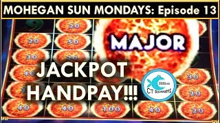*FIRST JACKPOT HANDPAY at MOHEGAN SUN!* Ultimate FireLink Slot Machine