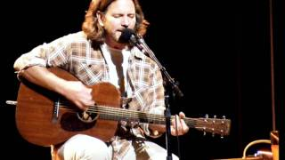 Eddie Vedder - Naked Eye (The Who)