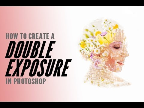 Tutorial: How to Create Double-Exposures in Photoshop