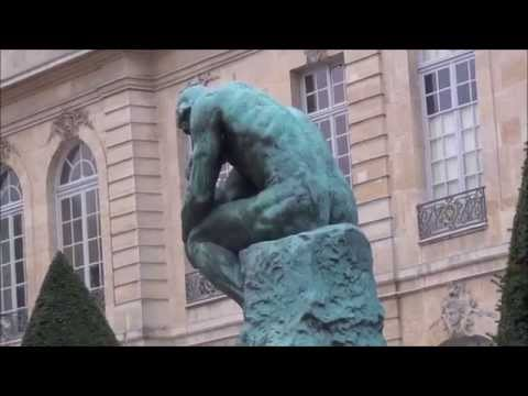 Eating Paris - The Rodin Museum and Rose Gardens - Musee de Rodin