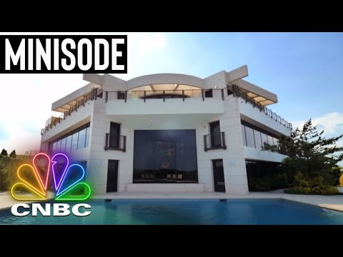 INSIDE MOHAMED HADID'S 85M MEGA-MANSION | Secret Lives Of The Super Rich