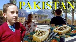 Northern PAKISTAN Travel | Hunza (Walnut Cake)