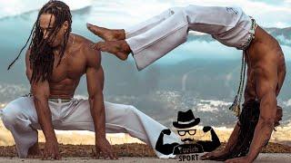 CAPOEIRA Master - Lateef Crowder Dos Santos | Yurich SPORT