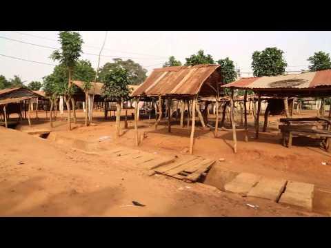 Togo Togoville Guide et explications des pratiques vaudous / Togo Togoville Guide and Vodou learn