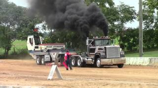 "Kirk Naugle driving ""Magnum Force"" @ Boonsboro MD 7/20/2014 (Second Pull)"
