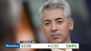 Herbalife Goes on the Attack Against Bill Ackman