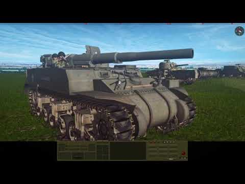 Combat Mission Battle for Normandy: Vehicle Pack Showcase |