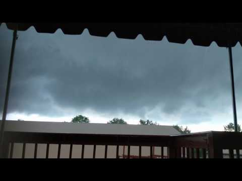 5-24-17 Xenia, Ohio Funnel Cloud