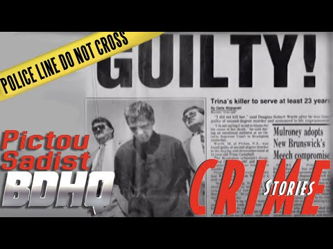 Pictou Sadist - Crime Stories