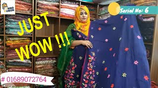 Video No: ((176)) Hand embroidery Most Beautiful Dress