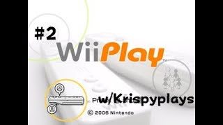 Wii Play - Episode 2: Table Tennis and Pose Mii