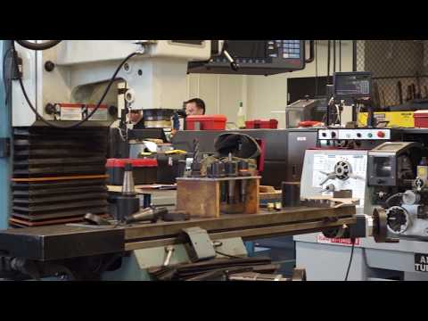 Quinebaug Valley Community College - Machine Tool Workshop - Student Interview