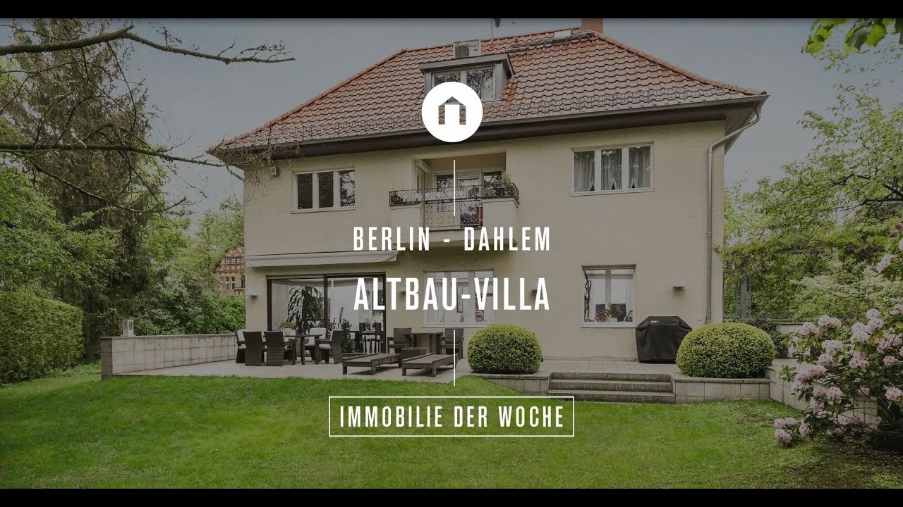 Altbau-Villa In Dahlem