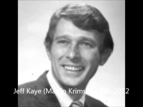 Jefferson  Kaye (Martin Krimski) 1936-2012  WBZ, WKBW, WBFO, WBEN, NFL