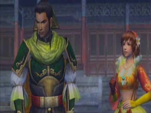 dynasty warriors sun shang xiang and liu bei naked - YouTube