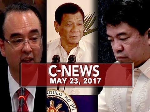 UNTV: C-News (May 23, 2017)