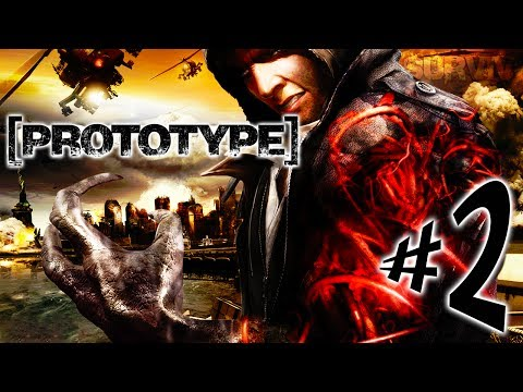 PROTOTYPE - Parte 2: Admirável Mundo Novo!!! [ PC - Playthrough ]