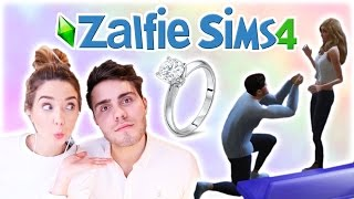 Zalfie Marriage Proposal | Zalfie Sims Edition [14](Zalfie Marriage Proposal | Zalfie Sims Edition [14] ▻ Zoe's YouTube • http://bit.ly/29pV5D8 ▻ NEW DAILY VLOG • http://bit.ly/1KuPQkm ..., 2017-03-05T20:07:09.000Z)