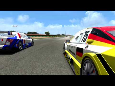 Championnats International V8 Brasilia full