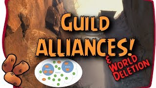 One of WoodenPotatoes's most viewed videos: Guild Wars 2 - ALLIANCES In Development & WvW Revamp, World Deletion Revealed!