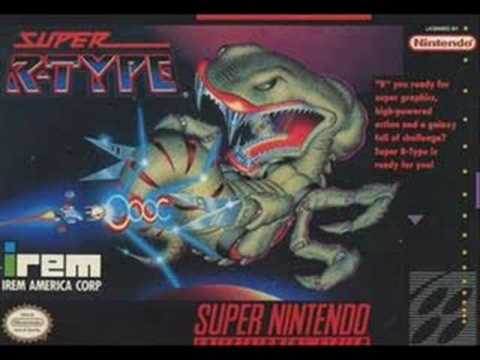 Super R-Type - Stage 4 Theme Song
