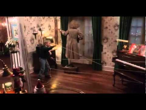Home Alone Party Scene With Jordan Cutouts Youtube