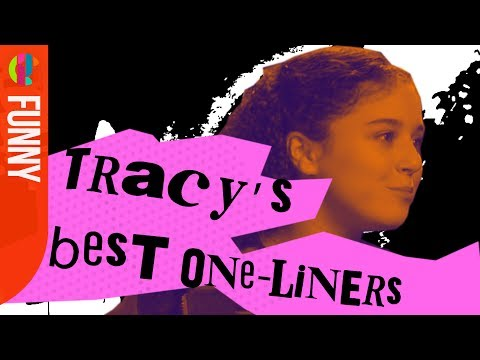 Tracy Beaker's Best One-Liners