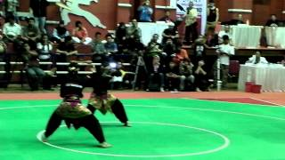 Indonesia Ganda @ Silat world championships 2010