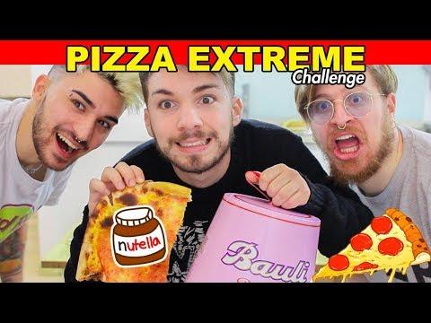 PIZZA EXTREME CHALLENGE | Matt & Bise ft. Riccardo Dose