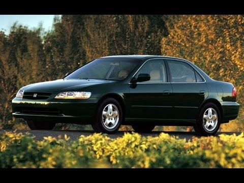 2000 honda accord ex 3 0 l v6 start up and review youtube. Black Bedroom Furniture Sets. Home Design Ideas