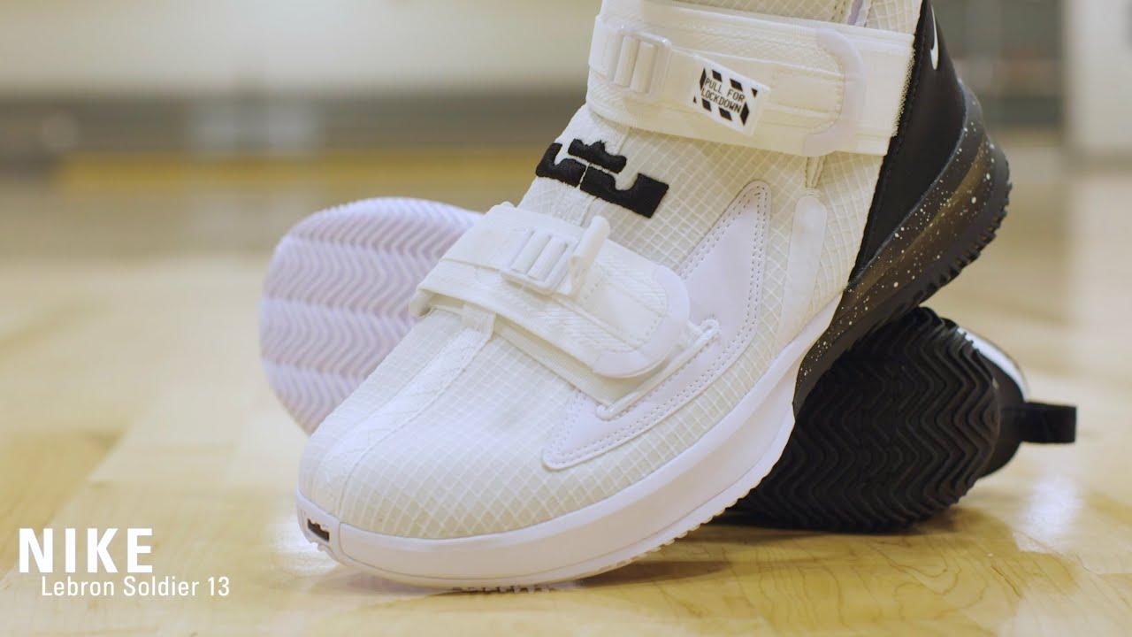 Nike Lebron Soldier XIII SFG Basketball