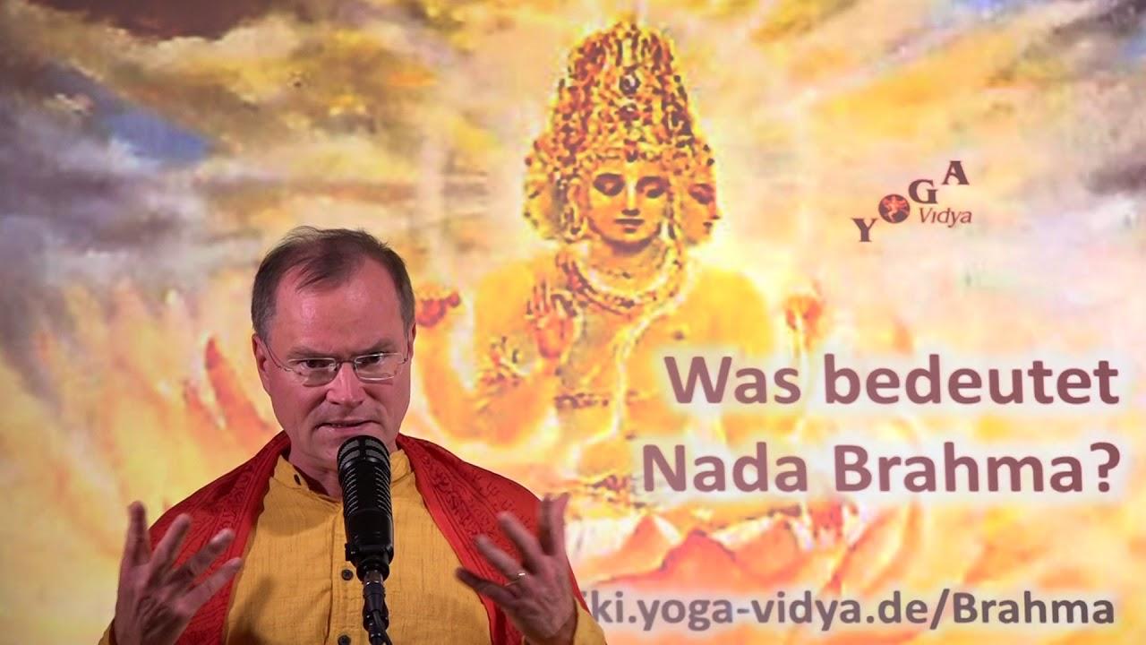 Was bedeutet Nada Brahma - YouTube