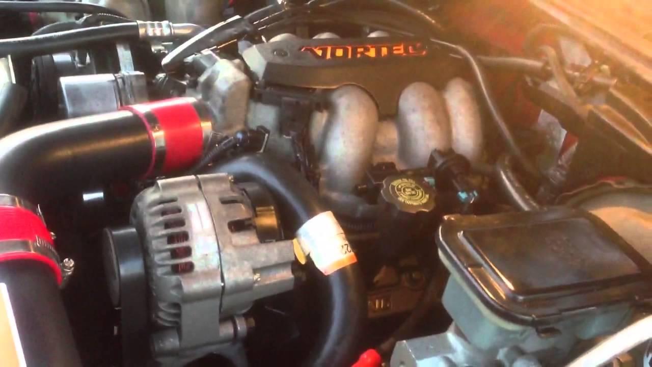 S10 2 2 cold air intake