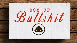 My Box of Bullsh*t Came! thumbnail