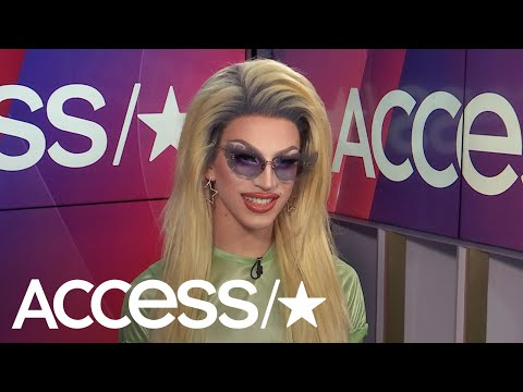 'RuPaul's Drag Race': Aquaria Dishes On Her Relationship With RuPaul & The Vixen  Access