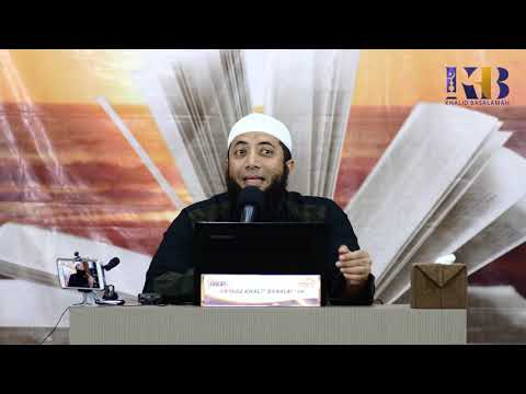 Tabligh Akbar Batam - Inilah Generasi Emas Islam