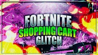 Fortnite Glitch | A SECRET AREA??? thumbnail