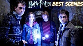 All Harry Potter Movies Best Scenes Ft. Emma Watson & Daniel Radcliffe