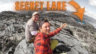 Diesen See kennt KEINER! Wir müssen da einfach irgendwie hin! UL Angeln im See in Norwegen!